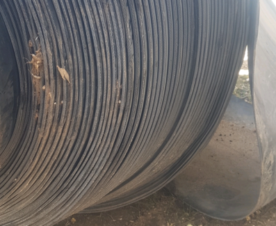 Conveyor belt rubber livestock