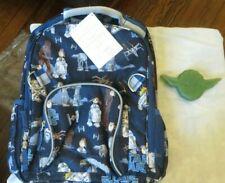 Pottery Barn Set Star Wars Resistance Backpack Ice Bag
