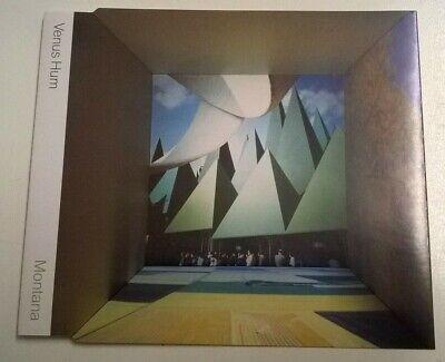 Montana Single (Venus Hum Montana CD Single (Electro-pop) )