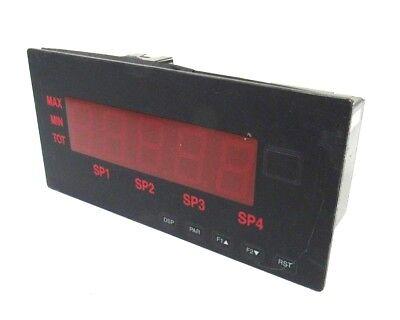 Used Red Lion Lpax0500 Digital Display