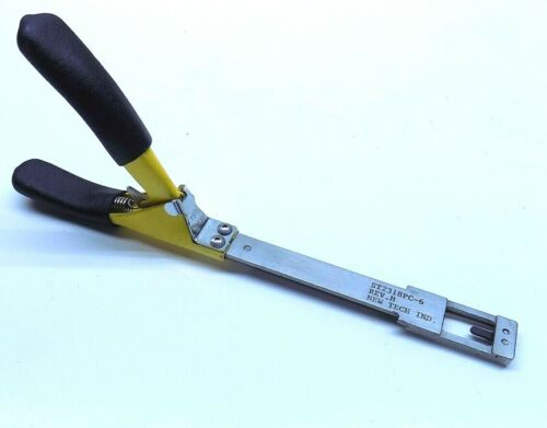 New Long Boeing Aircraft Cable Zip Tie Cutter Minimizes Damage to Wire Bundles