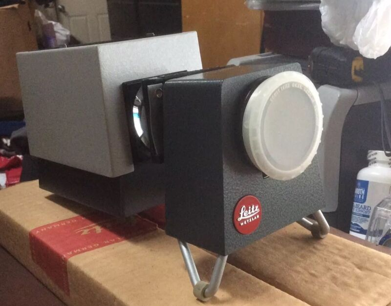 Leitz Wetzlar Projector 31044000