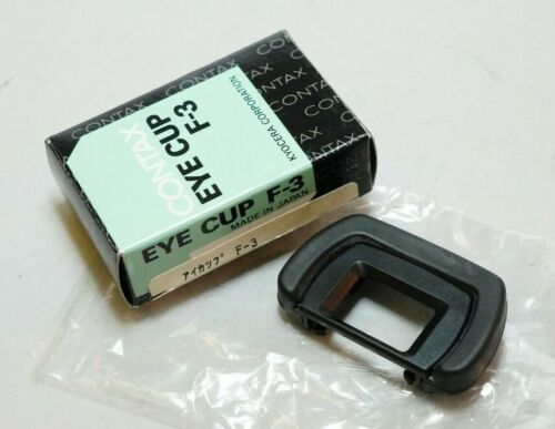 CONTAX F-3 Eyecup for S2 S2B 167MT Aria Camera in box