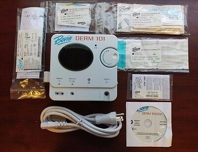 Aaron Bovie High Frequency Desiccator Derm 101 New In Box Dermatology Medical