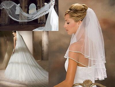 Veli da Sposa - Bride Veils - Accessori matrimonio - Vari modelli