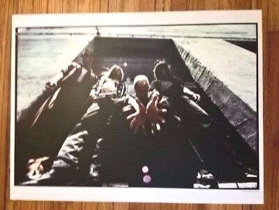 Stone Temple Pilots Poster Lithograph Core 25th Anniversary Poster STP