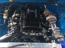 Sr20det Mitsubishi L200 mini truck drag 1200 drag XR XT falcon 500 Pitt Town Hawkesbury Area Preview
