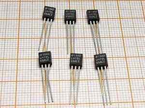 LM78L05ACZ Voltage Regulator NOS [074] x6pcs - Wroclaw, Polska - LM78L05ACZ Voltage Regulator NOS [074] x6pcs - Wroclaw, Polska