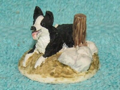 Vintage Peter Fagan Adorables Miniature from Scotland, Dog