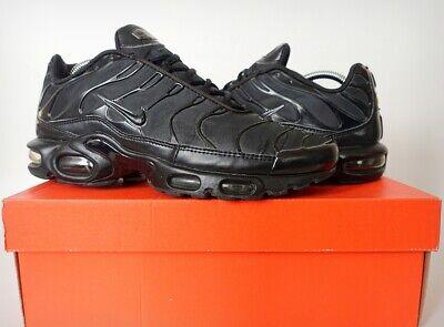 Black Max Wind (Nike Air Max Plus TN Versace Black 2011 EU43 UK8.5 US9.5 OG Vintage Tailwind 98)