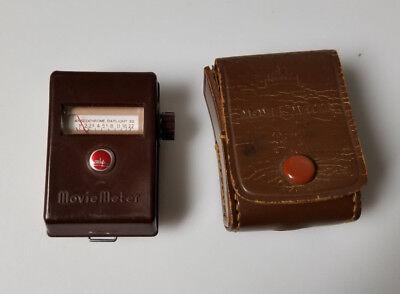 Измерители света Vintage light meter Movie
