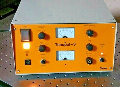 Struers Polishing System Controller Tenupol-3