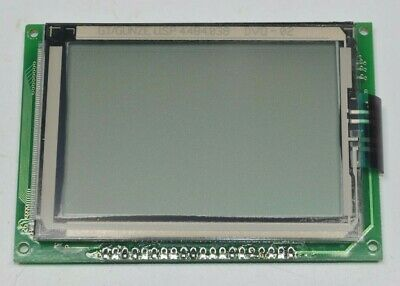 Nos Data Vision 16080-11 Lcd Touchscreen Display Module Dvo-02 Wfbew