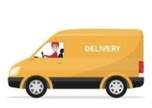 Experienced Courier Driver
