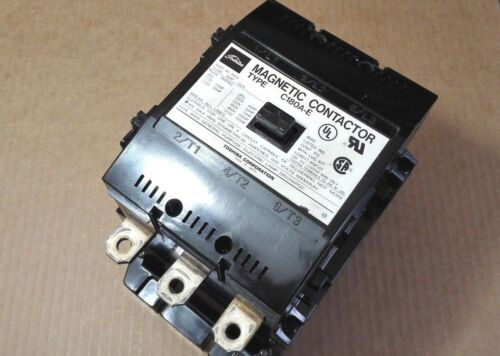 Toshiba C180A-E Magnetic Contactor ~ Sold w/ 60 Day Warranty
