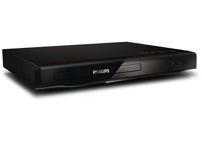 Philips DVP2800 DVD Player Scart With DivX - Black