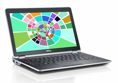 Dell Notebook Laptop E6230 Core i5 2,60 Ghz Wifi 4GB Win10 Pro HDMI Latitude KAM Core I5 Laptop