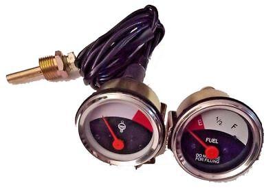 John Deere Tractor Temperature Fuel Gauge Set 1010 Replacement