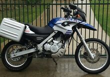 BMW F650GS Dakar adventure touring,may trade another road bike. Youngtown Launceston Area Preview