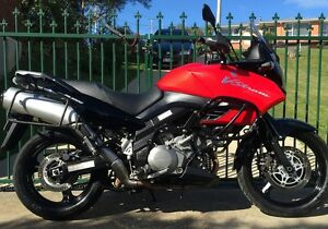 Suzuki DL1000 VStrom Adventure touring, may trade road bike.$7900 Launceston Launceston Area Preview