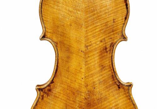 Old Violin No Label