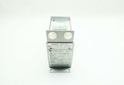 Transmation 270t Temperature Transmitter 4-20madc 0-5a Amp 117v-ac