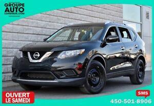 2014 Nissan Rogue *AUTOM*A/C*CAMERA*NOIR*61000KM*