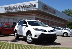 2014 Toyota RAV4 LE UPGRADE BACKUP CAMERA, TINTED WINDOWS