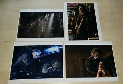 Rob Zombie's HALLOWEEN (4) 8X10 Photo Lot #1 Taylor Mane as Michael Myers