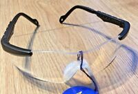 Smith And Wesson 138-19794 Magnum 3g Safety Glasses Clear Lens Box Ox Of 10 - smith & wesson - ebay.co.uk