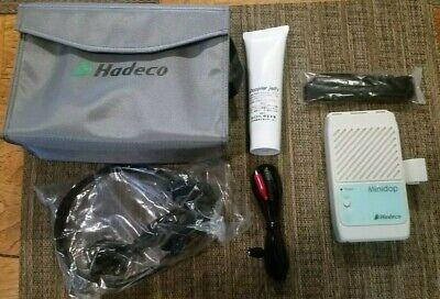 Mini Doppler Professional Fetus Heart Beat Detector Complete Kit. Ready For Use