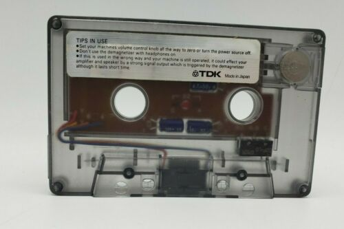 TDK HD-01 Head Demagnetizer for Cassette Tape Deck (I-1)