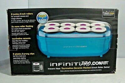 "INFINITIPRO BY CONAIR Instant Heat 2"" Tourmaline Ceramic -"