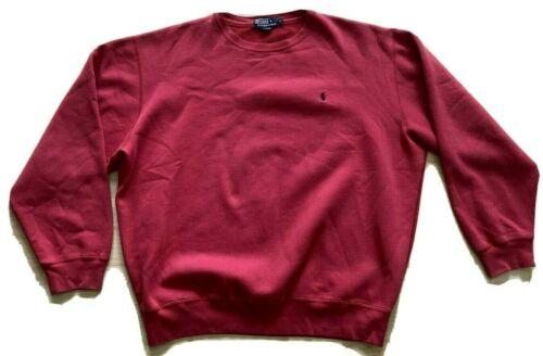 vintage Ralph Lauren Polo Crewneck Sweatshirt Pullover Men