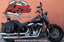 2008 HARLEY-DAVIDSON FLSTSB SOFTAIL CROSS-BONES Osborne Park Stirling Area Preview