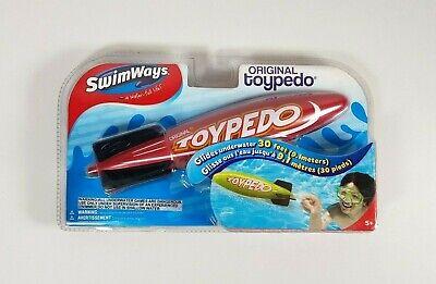New - 2014 Swimways Original Toypedo 10