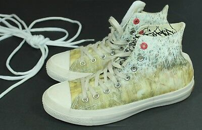 RARE Mens CONVERSE CT AS Product Red Jose Parla shoes Sz 9 131192C New laces A4 - Converse Merchandise