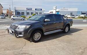 2013 Toyota Hilux Ute Geebung Brisbane North East Preview