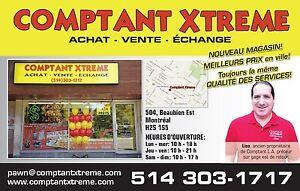 Comptant Xtreme Gold