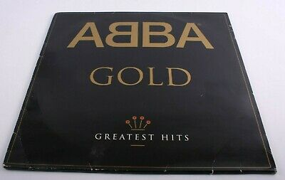 ABBA Gold Greatest Hits Limited Gold Vinyl -CP023