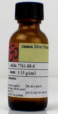 Silver Nitrate Solution 100 Ml