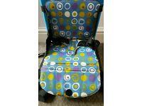 Munchkin Travel Booster Seat Highchair