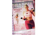 Frankie Essex new work out dvd