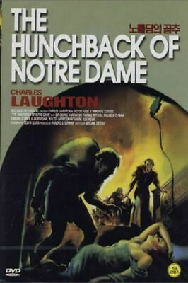 [DVD] The Hunchback of Notre Dame (1939) Charles Laughton, Maureen O'Hara (The Hunchback Of Notre Dame Charles Laughton 1939)