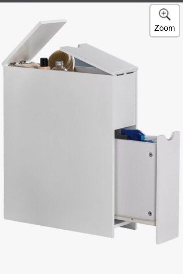 Slimline Bathroom Storage Bn