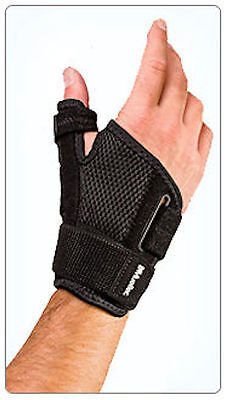 Mueller Sports Medicine Adjustable Thumb Stabilizer - Black - OSFM 62712 - Each