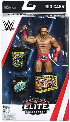 Mattel WWE Elite Series 55 Big Cass Action Figure