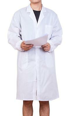 MAD PROFESSOR COAT HALLOWEEN COSTUME CRAZY SCIENTIST INVENTOR ROCKY HORROR S/L](Professor Halloween Costume)