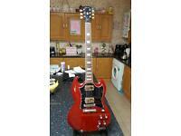 2005 Gibson SG Standard electric guitar