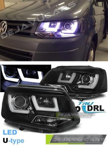 vw t5 gp koplampen led xenon transporter multivan. Black Bedroom Furniture Sets. Home Design Ideas